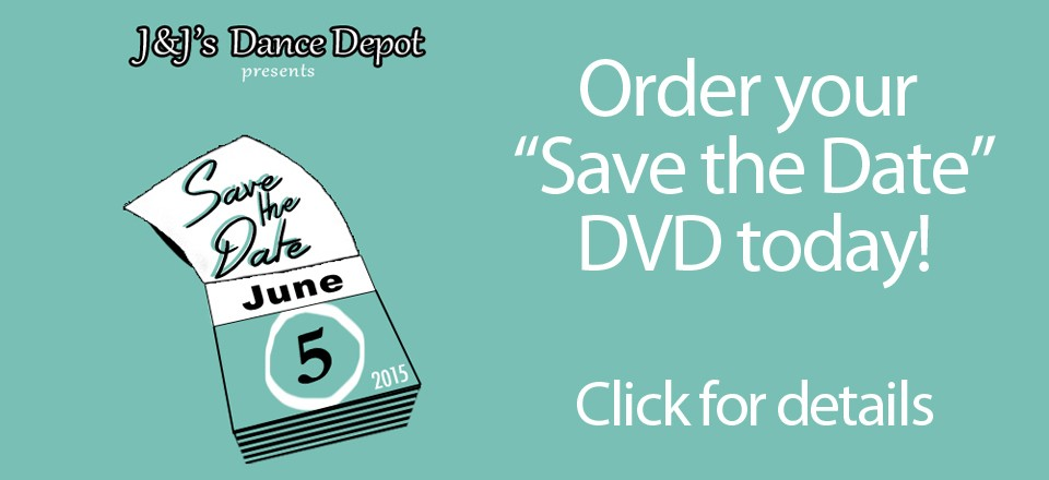 """Save the Date"" DVD"